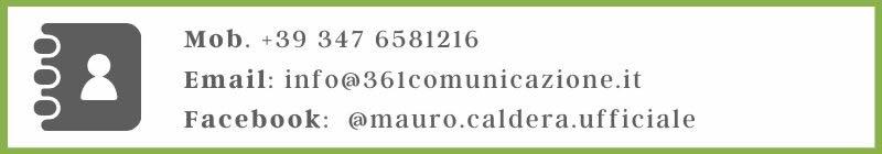 Curriculum - Mauro Caldera